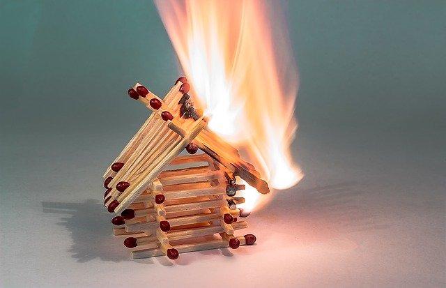 De brandverzekering