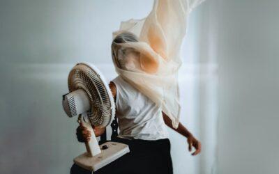 De zomer door met een Fuave ventilator
